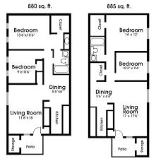 Small Bedroom Floor Plans New Inspiration Ideas