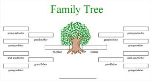 photo family tree template blank family tree template pdf oyle kalakaari co