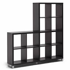 Amazon.com: Baxton Studio Sunna Modern Cube Shelving Unit, Dark Brown:  Kitchen & Dining