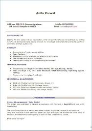 Android Developer Resume Publicassets Us