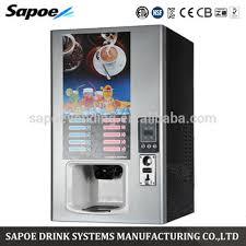 Automatic Tea Coffee Vending Machine Awesome Professional Multifunctional Automatic Tea Coffee Vending Machine