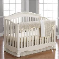 full size of interior neutral tan white linen gender baby crib bedding set wonderful 12