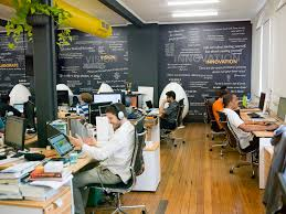 google office in sydney. Google-people-working Google Office In Sydney