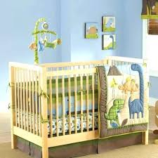 baby boy monster nursery monsters crib bedding set blue and green dinosaur tree infant bedrooms baby boy monster