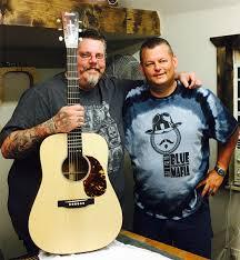 Tony Wray endorses Crowder Guitars - Bluegrass Today