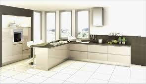 Modern Grau Küche Schrank Mit Bunten Glas Fliesen Backsplash
