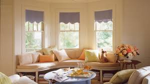 Window Treatment For Bay Windows In Living Room 5 Majestic Bay Window Treatments For Your Room With A View