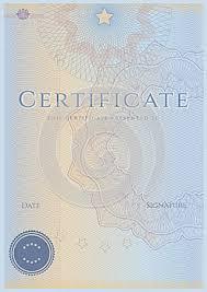 Фотография документ диплом присуждать лекало образец фотобанк  certificate diploma award template pattern