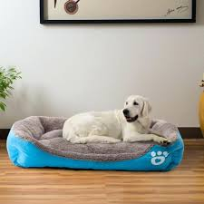 cat warming bed pet dog bed warming dog house soft material pet nest dog fall and winter