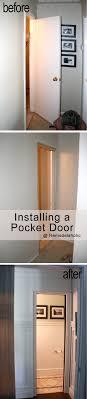 Pocket Door Retrofit How To Install A Pocket Door