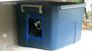 outdoor cat house plans free outdoor cat house plans free build insulated shelters feral modern free