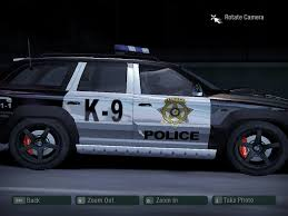 Fantasy Cop Car Texture Mod Addon Need For Speed Carbon Mod Db