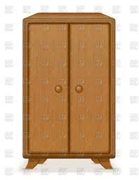wardrobe clipart. Fine Wardrobe Closed Wardrobe Vector Image U2013 Artwork Of Objects  Konturvid 92203  Click To Zoom Throughout Wardrobe Clipart R