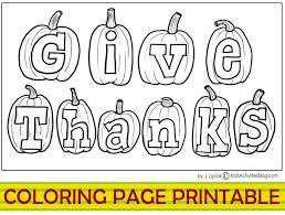 Small Picture Printable Thanksgiving Coloring Page Thanksgiving Coloring Pages
