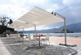 F L E X Y- Modular Design Shade System From Miami Awning Company - Awnings,  Canopies, · Offset UmbrellaDeck UmbrellaLarge Outdoor ... Pinterest