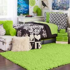 dorm rugs home design ideas and pictures 70 most matchless lime green