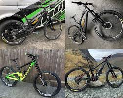"""Cumbria Police on Twitter: """"We're investigating the theft of five  high-value, custom-made, professional mountain bikes belonging to Adam  Brayton. The bikes were taken between 1:50am and 3:30am on Tuesday 8th  October, on"""