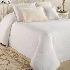 King Charles Matelasse Bedspread Bedding & King Charles Matelasse Bedspread Adamdwight.com
