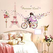 Small Picture Amazoncom Wall Sticker Hatop Wall Stickers Romance Decoration