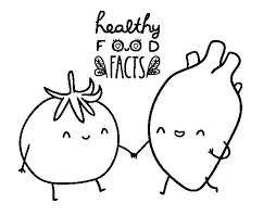 Healthy Food Coloring Pages Pdf Food Coloring Pages Food Coloring