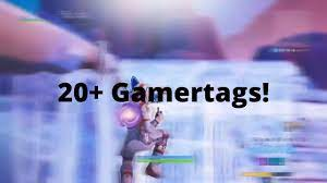 Submit your funny nicknames and cool gamertags and copy the best from the list. Sweaty Gamertags Xbox And Ps4 Fortnite Not Taken 2020 Youtube