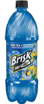 brisk iced tea blueberry lemonade