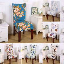 dining chair cover spandex strech dining room chair protector slipcover decor