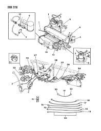 1989 dodge d350 wiring engine front end related parts diagram 00000yth