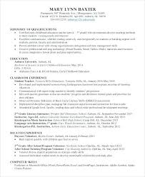 Pre K Teacher Resume Inspirational Scientific Cv Writing Services ...