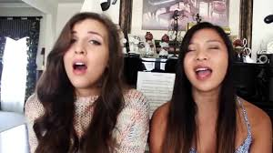 Girl Crush Cover - Ivy Rhodes & Victoria Go - YouTube