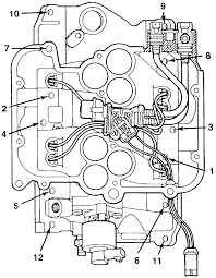 95 Chevy 5 7 Alternator Diagram
