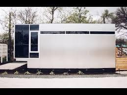 Small Picture KASITA TINY HOUSE MODERN MINIMALIST HOUSE YouTube