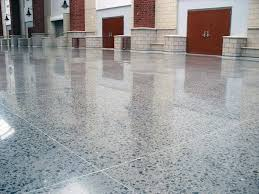 polished concrete floor. Modren Floor Exposed Aggregate Polished Concrete Floors Gained Popularity Because Of  Their Lower Costs And Maintenance Requirements Compared To Terrazzo  Throughout Polished Concrete Floor T