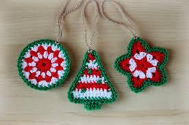 Crochet Christmas Ornaments Patterns Amazing Different Types Of Crochet Christmas Ornaments Cottageartcreations