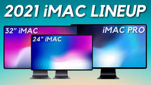 2021 Redesigned iMac Lineup With New Sizes, Mini-LED + M1X Chip! iMac Pro  With M2 Chip Rumored - YouTube