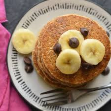 Fortunately, plenty of healthy foods exist that are both filling. Healthy Banana Oat Pancakes Low Calorie Gf Skinny Fitalicious
