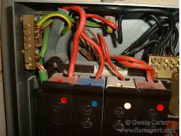 wylex standard multiple tarriff metal fusebox wylex metal multi rate fusebox circuit wiring
