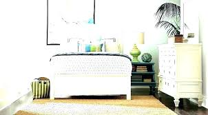 Distressed White Bedroom Furniture Decoration Rustic White Bedroom ...