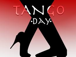 Tango Graphic Design Tango Day Vector Illustration By Cristian P On Dribbble