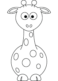Giraffe Coloring Giraffe Pictures To Print Giraffes Coloring Pages