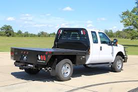 RD Truck Bed Steel Flatbed Truck Beds