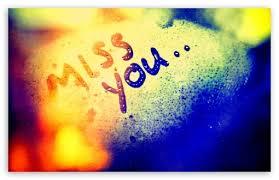 miss you hd wallpaper