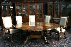 large round dining table big round dining room table home creative nice large round dining table