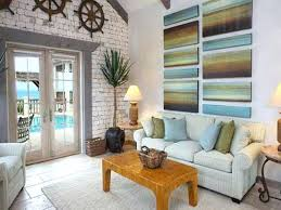 Beach Inspired Living Room Decorating Ideas Custom Ideas