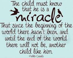 Children Are Miracles Quote For A Future Daughter Pinterest Inspiration Miracle Baby Quotes