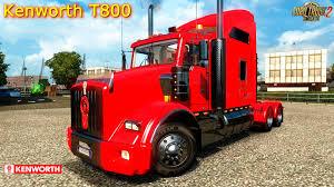 Kenworth T800 Interior Lights Kenworth T800 Interior Dlc V2 4 1 28 X Ets2 Mods