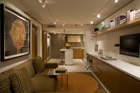 trendy office track lighting narrow den ideas home office with built in shelves multi use with econolight track lighting