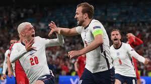 Danimarka'yı 2-1 yenen İngiltere, Avrupa Futbol Şampiyonası tarihinde ilk  kez finale çıktı
