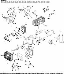kohler ch23 76584 parts list and diagram ereplacementparts com click to expand