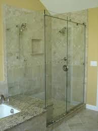 seamless shower doors. Shower Enclosure Installation Seamless Doors N